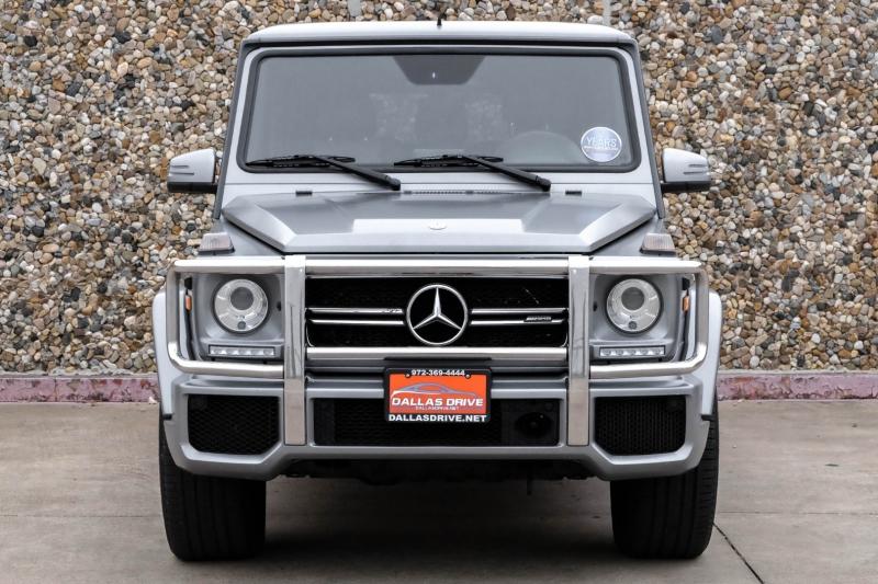 Mercedes-Benz G-Class 2015 price $78,488