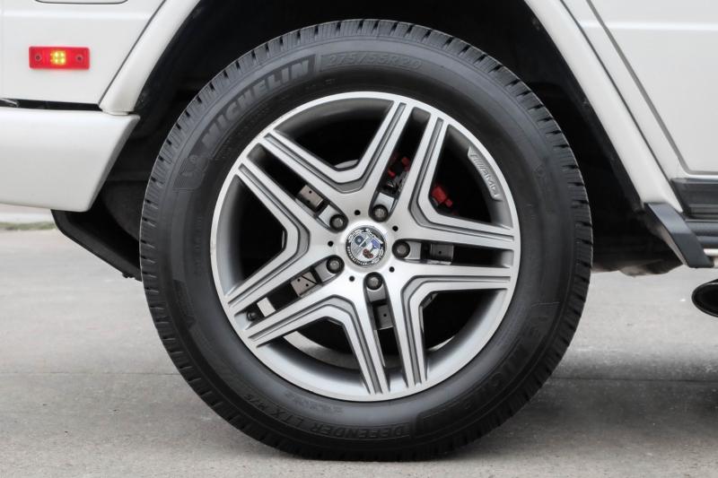 Mercedes-Benz G-Class 2015 price $83,888