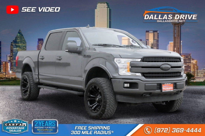 Ford F-150 2018 price $34,488