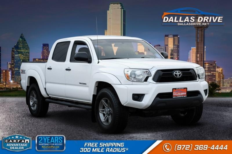 Toyota Tacoma 2013 price $16,788