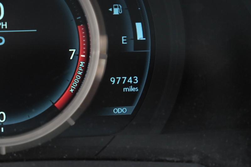 Lexus IS 350 2015 price $20,388