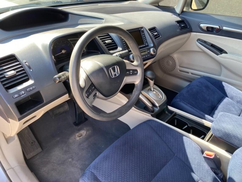Honda Civic Hybrid 2008 price $5,488