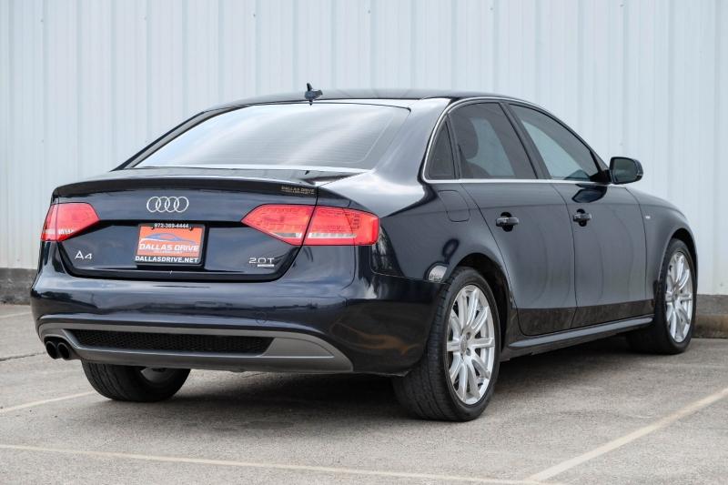 Audi A4 2012 price $10,988