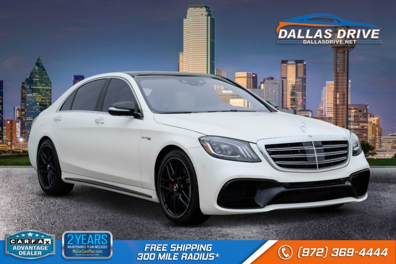 Mercedes-Benz S-Class 2019 price $124,688