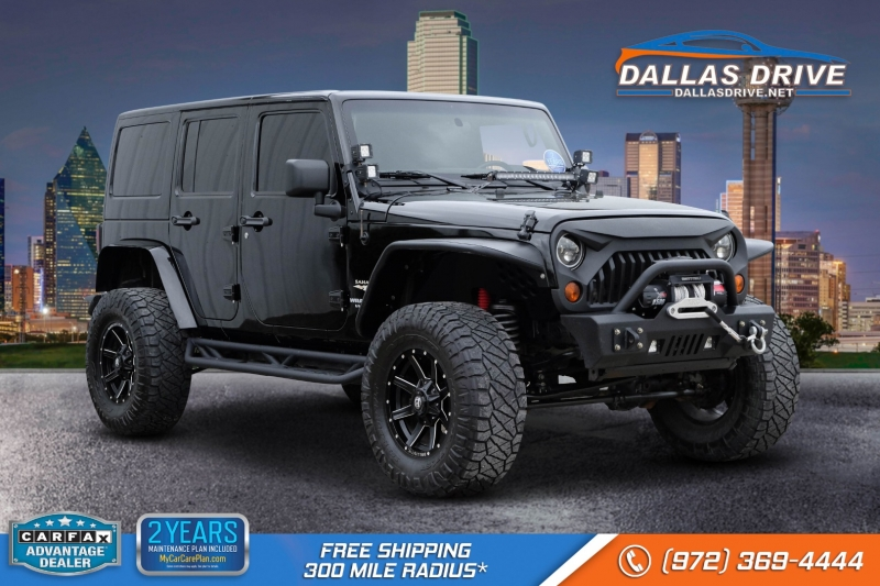 Jeep Wrangler Unlimited 2012 price $24,988