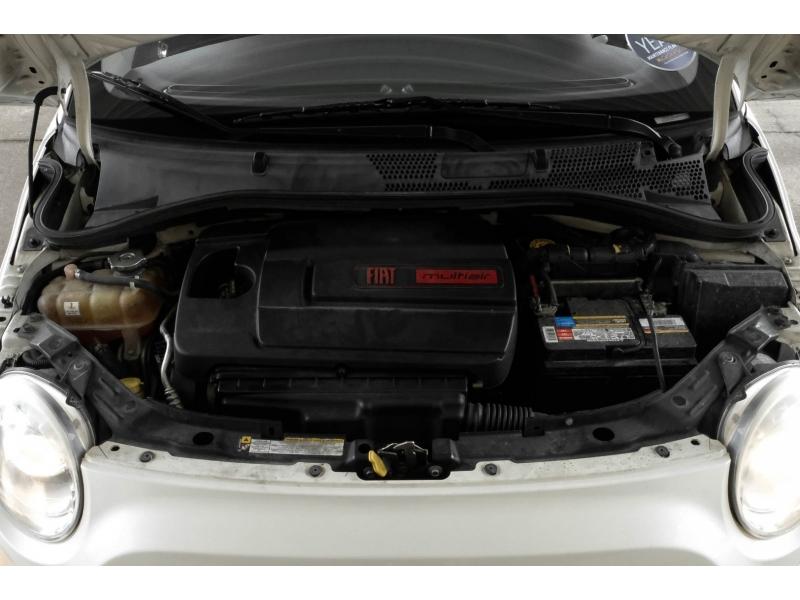 Fiat 500 2012 price $4,689