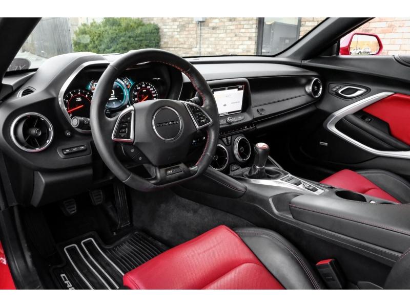 Chevrolet Camaro 2017 price $36,693