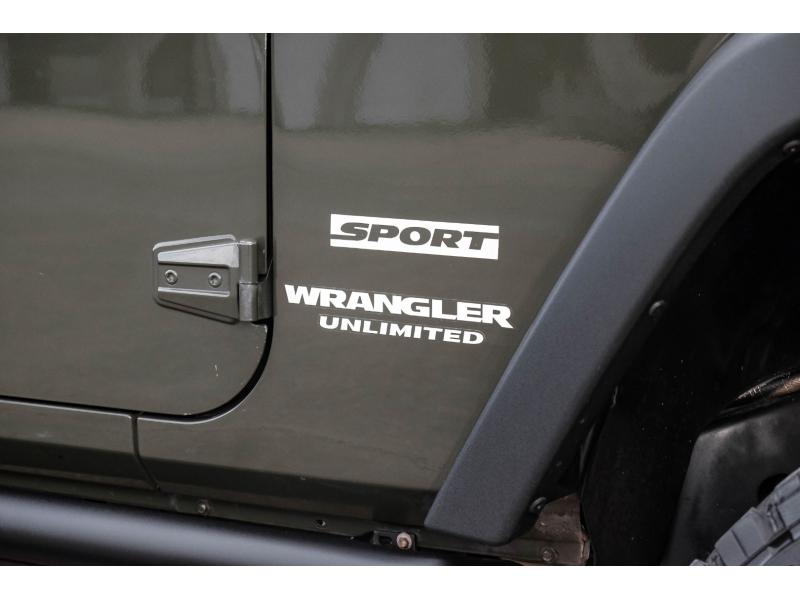 Jeep Wrangler Unlimited 2016 price $29,977
