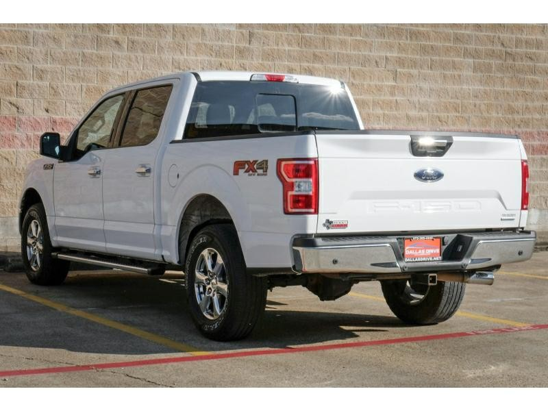 Ford F-150 2018 price $28,993