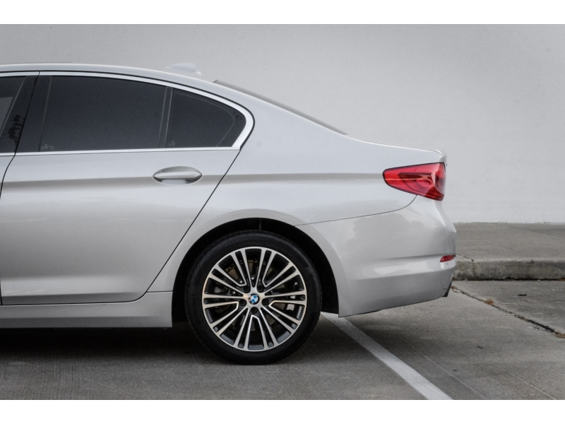 BMW 5-Series 2019 price $26,491