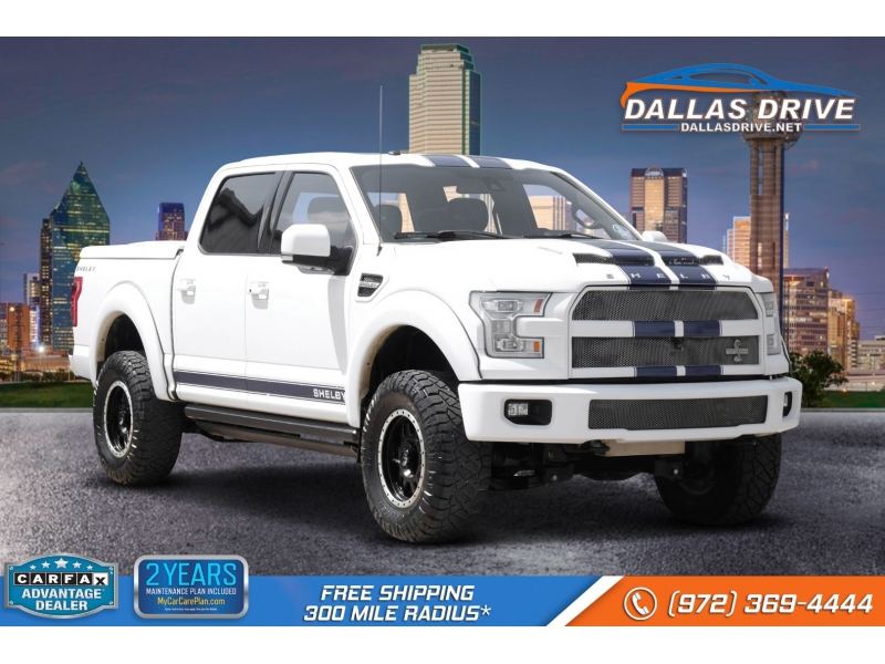 Ford F-150 2017 price $51,591