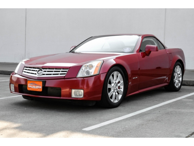 Cadillac XLR 2005 price $16,891