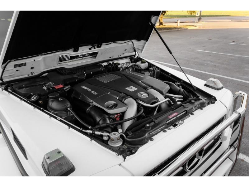 Mercedes-Benz G-Class 2016 price $108,691
