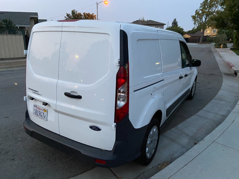 Ford Transit Connect Van 2017 price $21,595