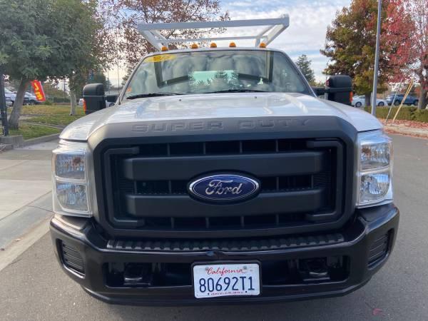 Ford Super Duty F-350 SRW 2015 price $26,995