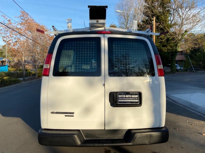 Chevrolet Express Cargo Van 2015 price $17,995