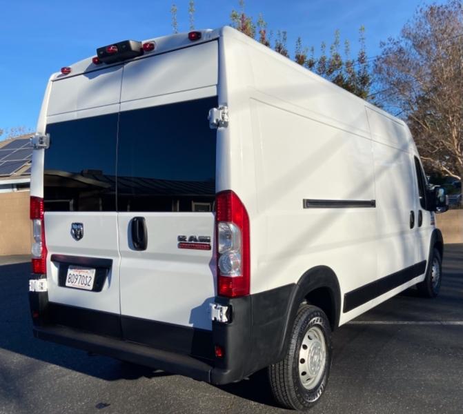 RAM ProMaster Cargo Van 2020 price $36,995