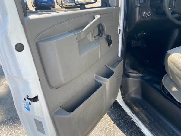Chevrolet Express Commercial Cutaway 2016 price $37,995