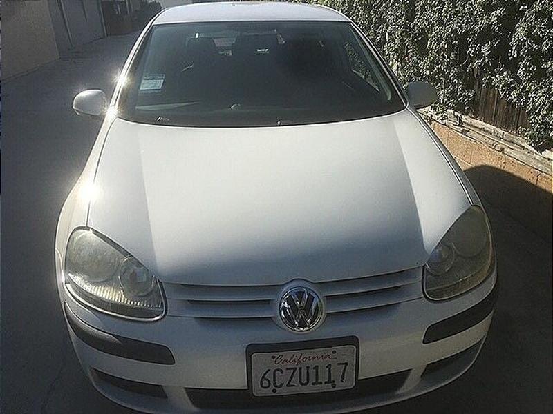 Volkswagen Rabbit 2008 price $2,345