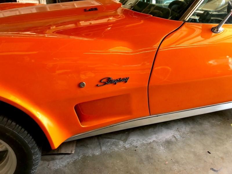 Chevrolet Corvette 1976 price $29,999