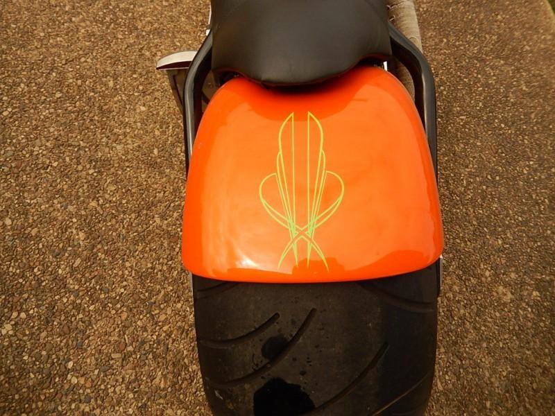 HARLEY REDNECK CHOPPER 2012 price $10,500