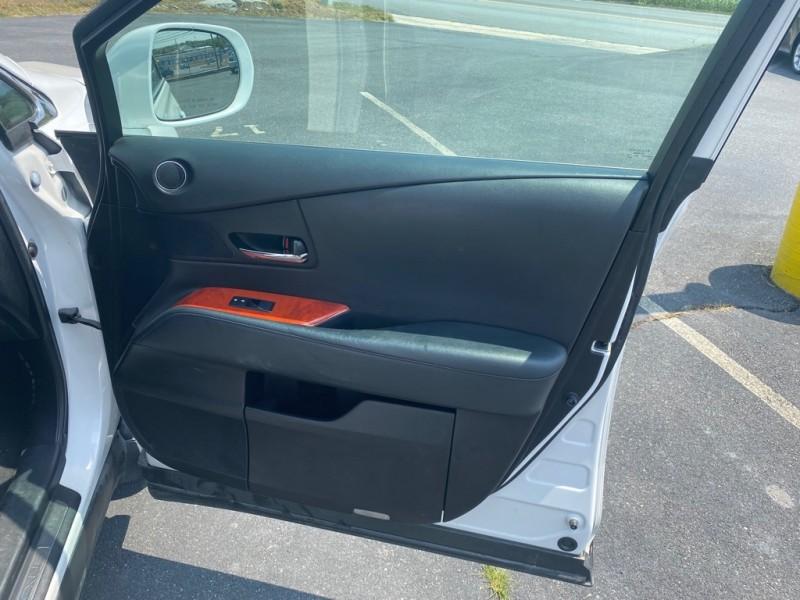 LEXUS RX 350 2011 price $15,790