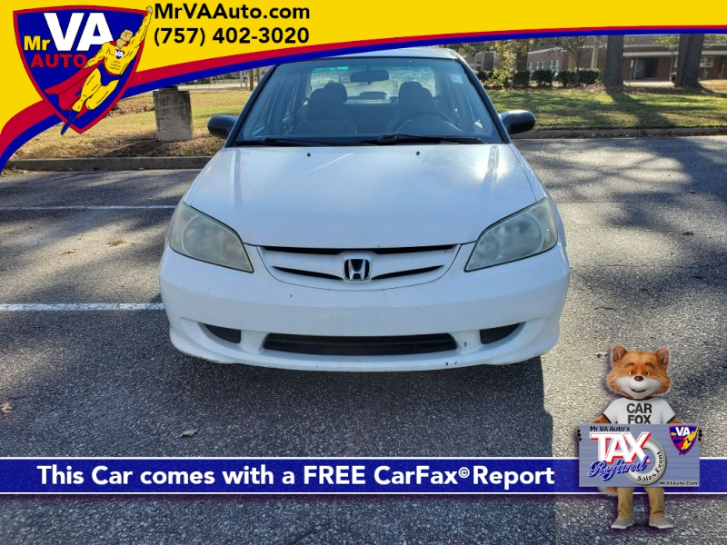 Honda Civic 2005 price $3,999 Cash
