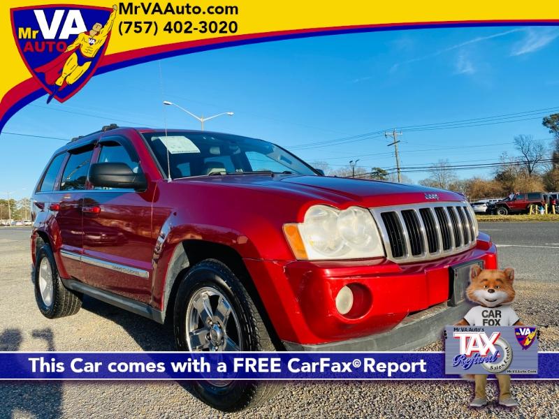 Jeep Grand Cherokee 2005 price $4,999 Cash