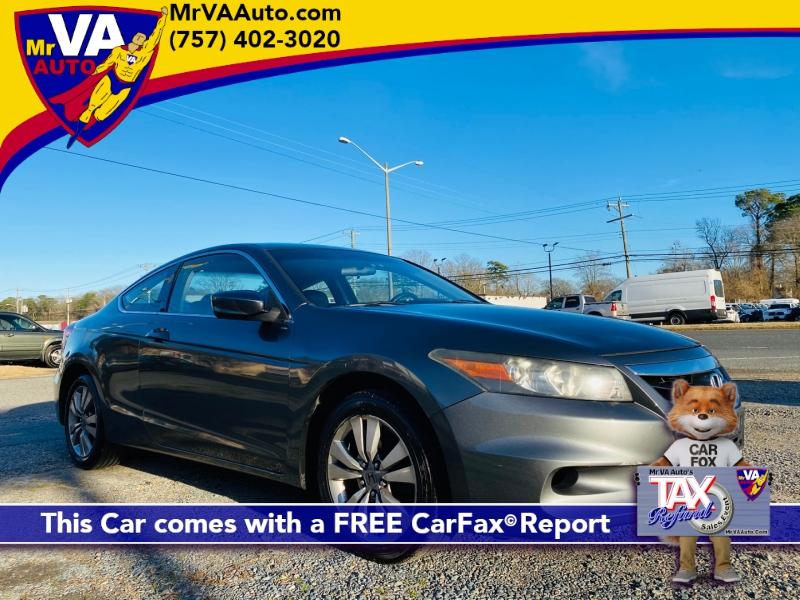 Honda Accord Cpe 2012 price $7,999 Cash