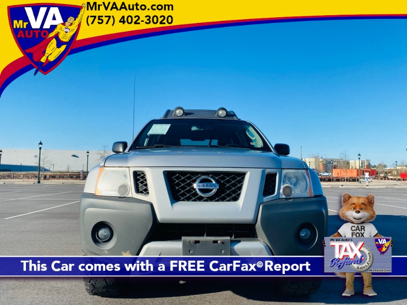 Nissan Xterra 2011 price $7,999 Cash