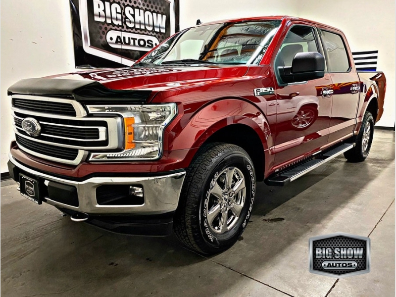 Ford F-150 2019 price $33,900