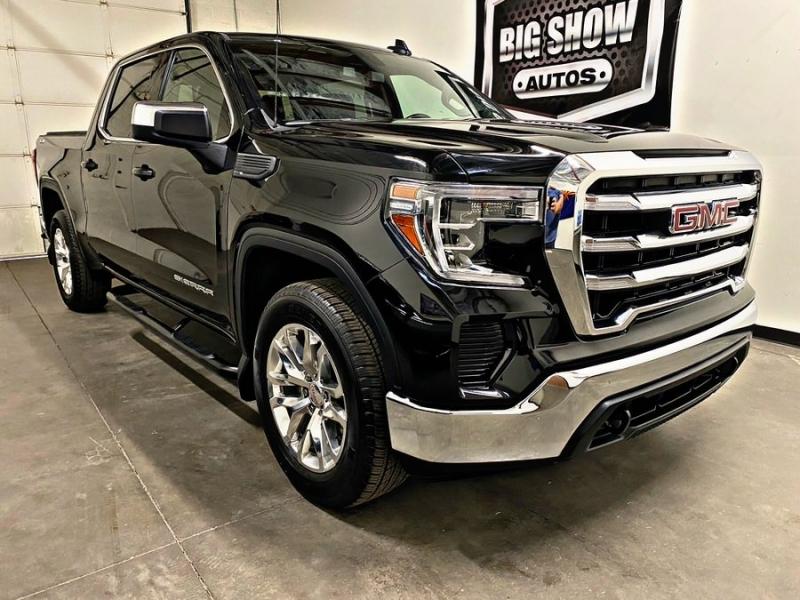 GMC Sierra 1500 2019 price $37,900