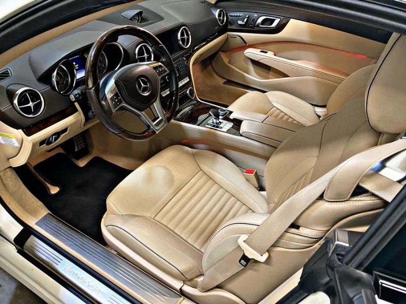 Mercedes-Benz SL-Class 2013 price $39,500