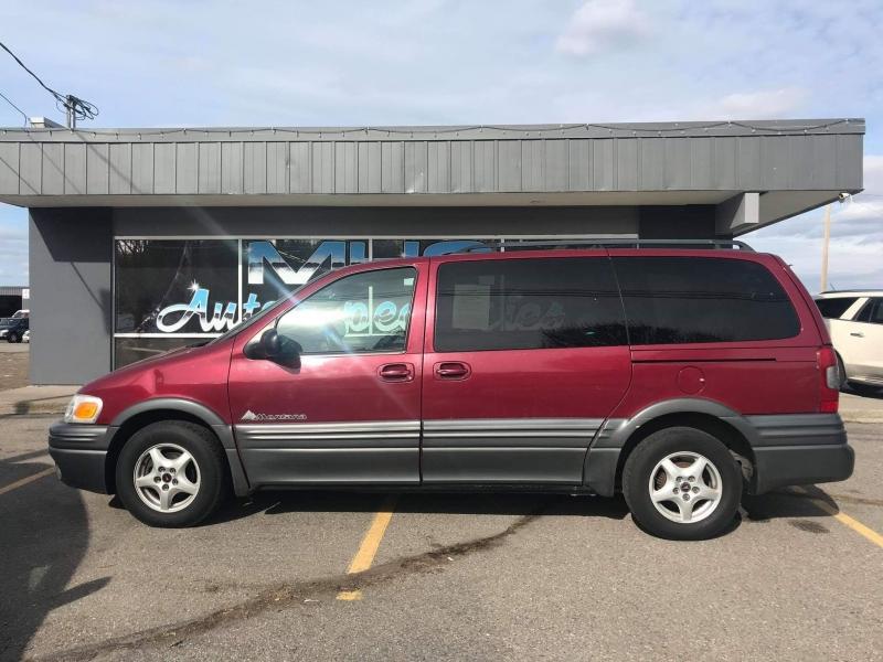 Pontiac Montana 2005 price $3,299