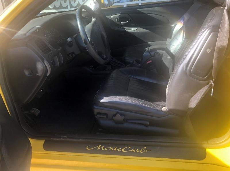 Chevrolet Monte Carlo 2002 price $3,890