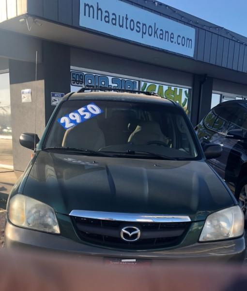 Mazda Tribute 2001 price $2,995