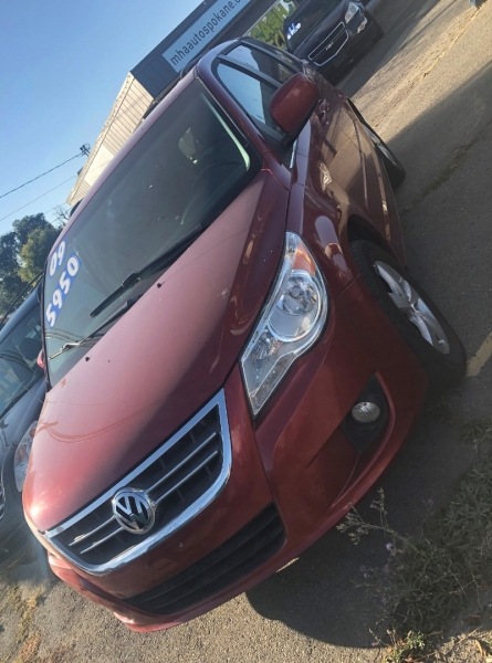 Volkswagen Routan 2009 price $5,950