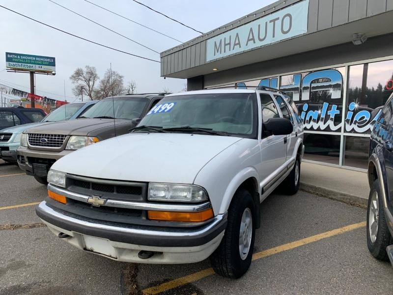 Chevrolet Blazer 2001 price $2,488