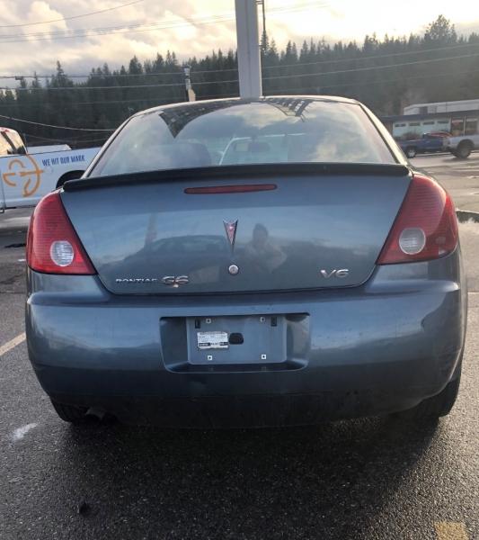 Pontiac G6 2006 price $2,877