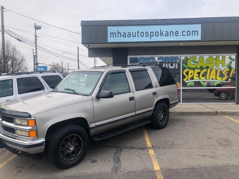 Chevrolet Tahoe 1999 price $4,950
