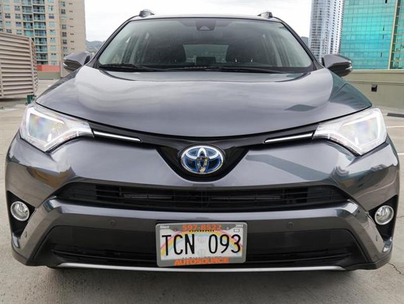 Toyota RAV4 Hybrid 2017 price $27,995