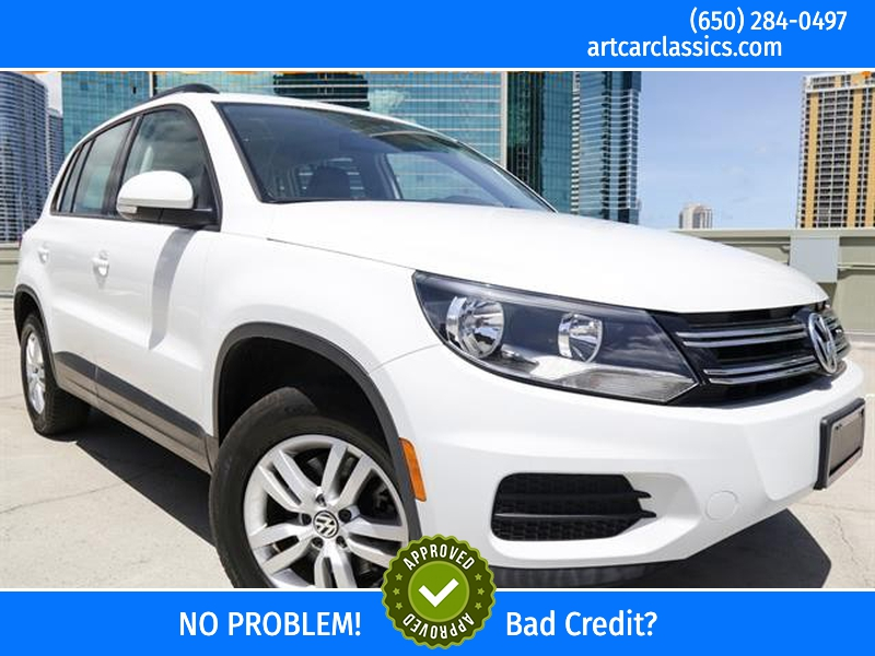Volkswagen Tiguan 2016 price $16,995