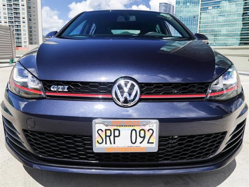 Volkswagen Golf GTI 2015 price $19,995