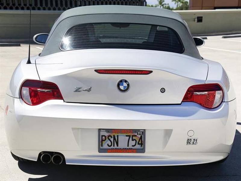 BMW Z4 3.0si 2007 price $16,995