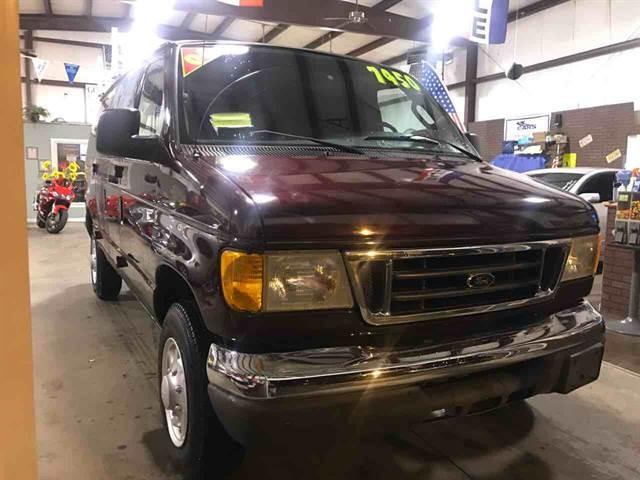 Ford E250 Super Duty Cargo 2006 price $6,950