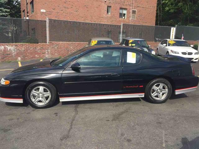 Chevrolet Monte Carlo 2003 price $5,450