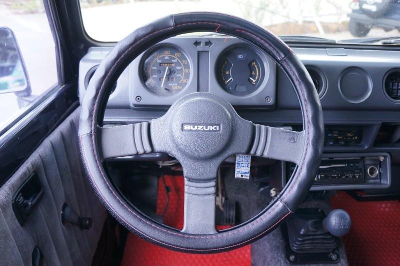Suzuki Samurai 1988 price $8,995