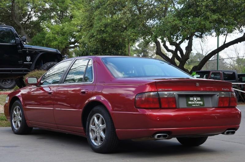 Cadillac Seville 2002 price $5,995