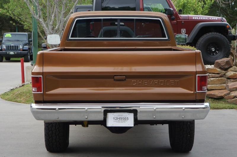 Chevrolet Pickup 1981 price $14,995