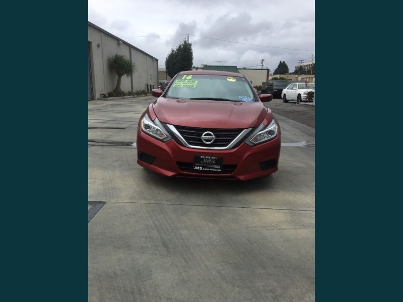 NISSAN ALTIMA 2016 price $14,599